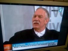 Jorge Denti en la TV Pública