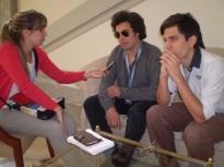 Entrevista a los directores de La Laguna en Mar del Plata FF