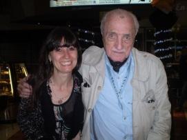 Cecilia Fiel y José Martínez Suárez en Mar del Plata FF