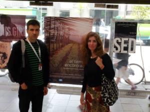 Los realizadores en MardelPlataFF