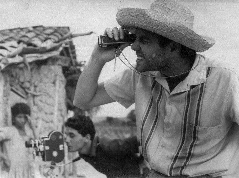 RODAJE DE LA TIERRA QUEMA 1963