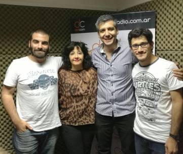 Cynthia Sabat en Radio Dot Com