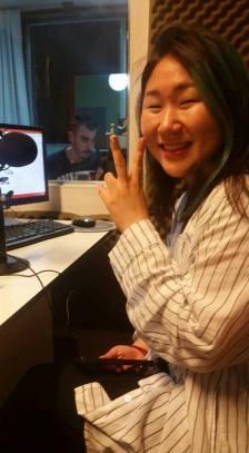 Cecilia Kang en Radio Dot com