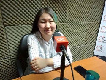 MI ÚLTIMO FRACASO - Cecilia Kang en Radio Dot com (2016)