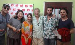 MI ULTIMO FRACASO - Cecilia Kang en Radio La RZ con Luis Kramer y en Cinefilia (2016)