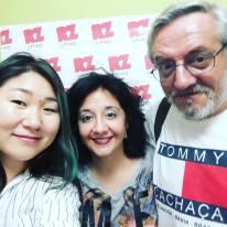 MI ULTIMO FRACASO - Cecilia Kang, con Cynthia Sabat y Jorge Booth en La R Z (2016)