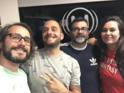 EL PUTO INOLVIDABLE - En radio METRO (2017)